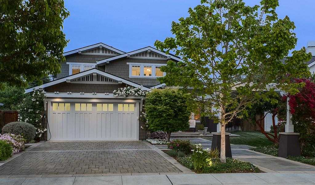 $3,495,000 - 4Br/3Ba -  for Sale in Menlo Park