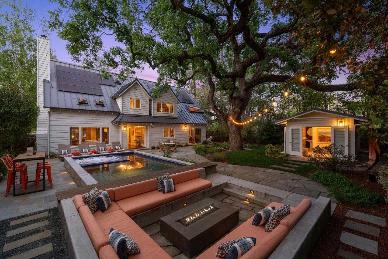 $5,295,000 - 4Br/5Ba -  for Sale in Menlo Park