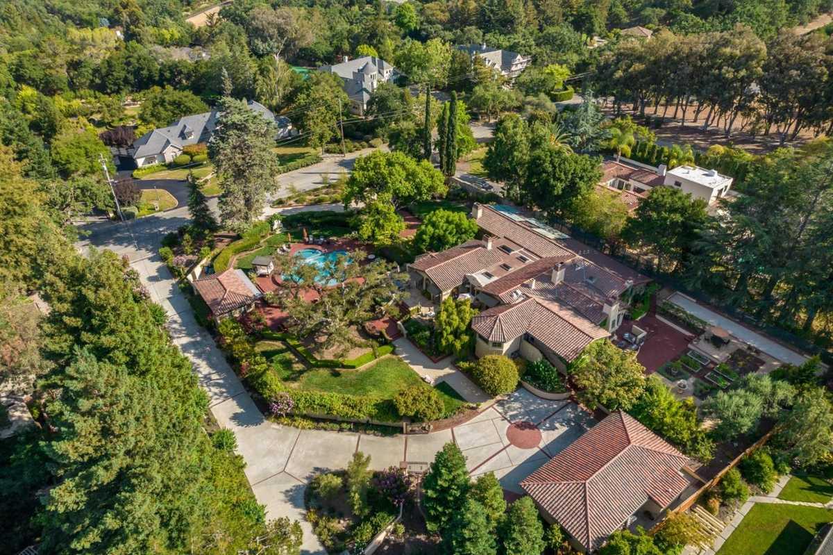 $7,250,000 - 4Br/7Ba -  for Sale in Monte Sereno