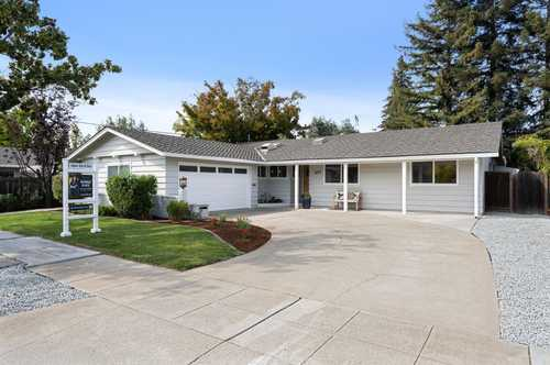 $2,688,000 - 4Br/2Ba -  for Sale in Sunnyvale
