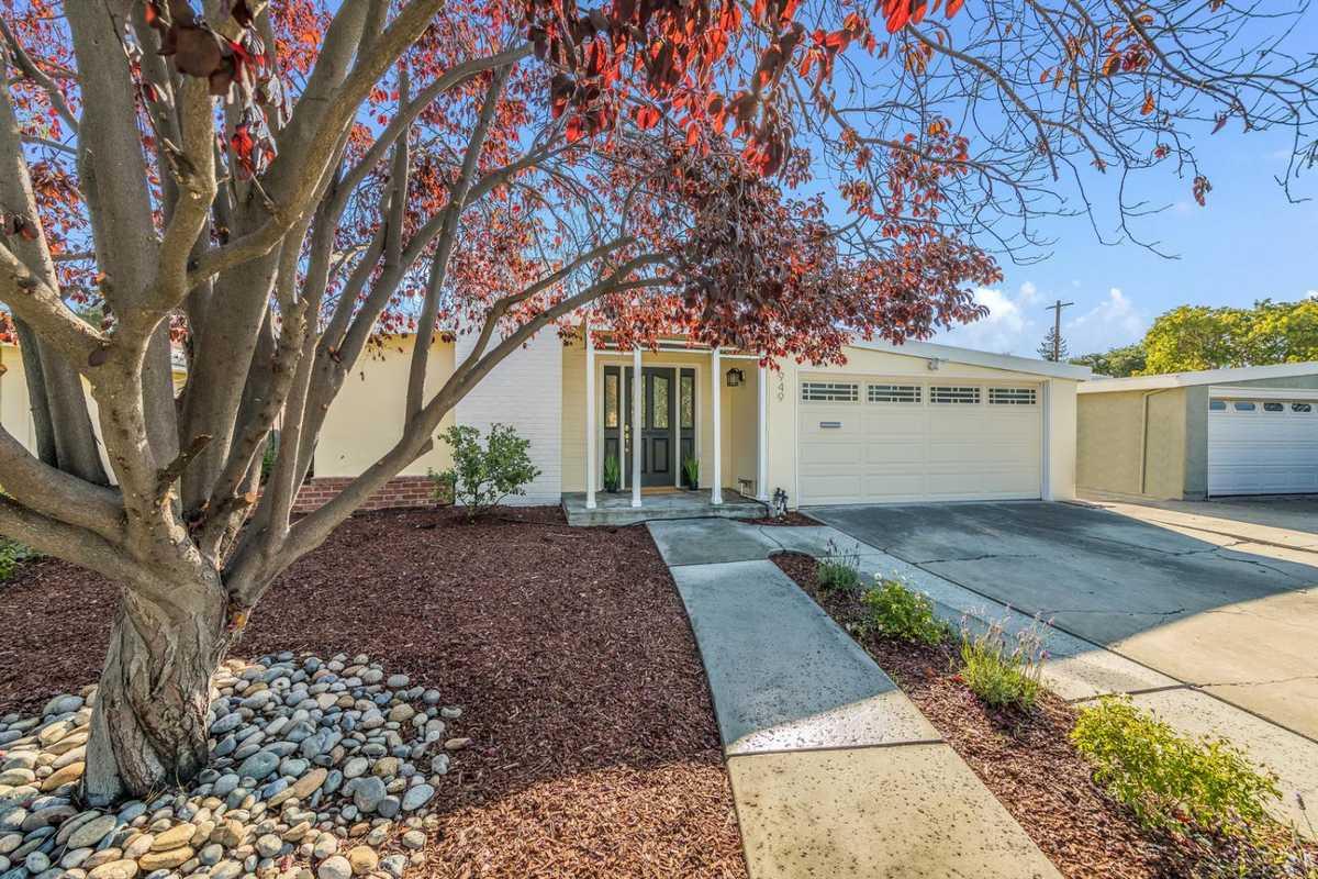 $1,398,000 - 3Br/2Ba -  for Sale in Santa Clara