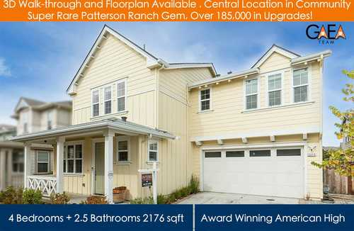 $1,888,000 - 4Br/3Ba -  for Sale in Fremont
