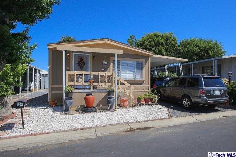 $79,500 - 2Br/2Ba -  for Sale in Canyon Country