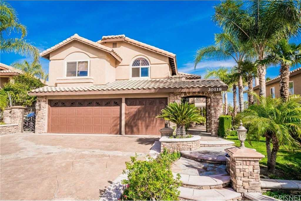 $690,000 - 5Br/3Ba -  for Sale in Castaic