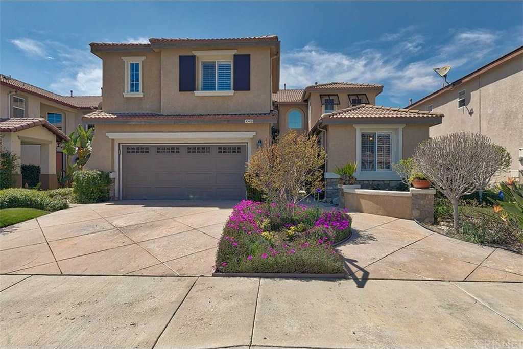 $749,900 - 5Br/4Ba -  for Sale in Castaic