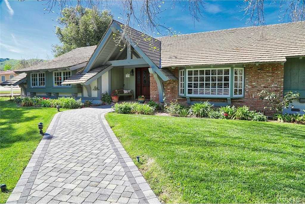 $1,670,000 - 5Br/3Ba -  for Sale in Canyon Country