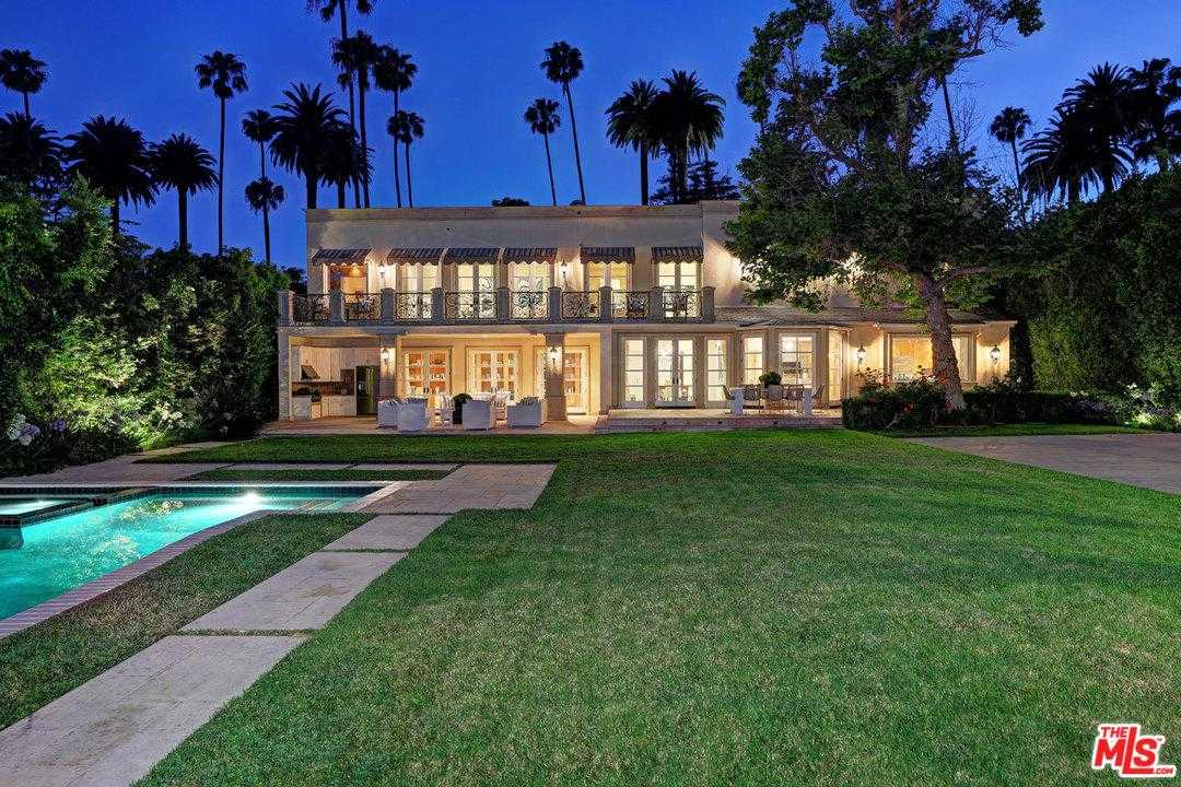 Beverly Hills homes
