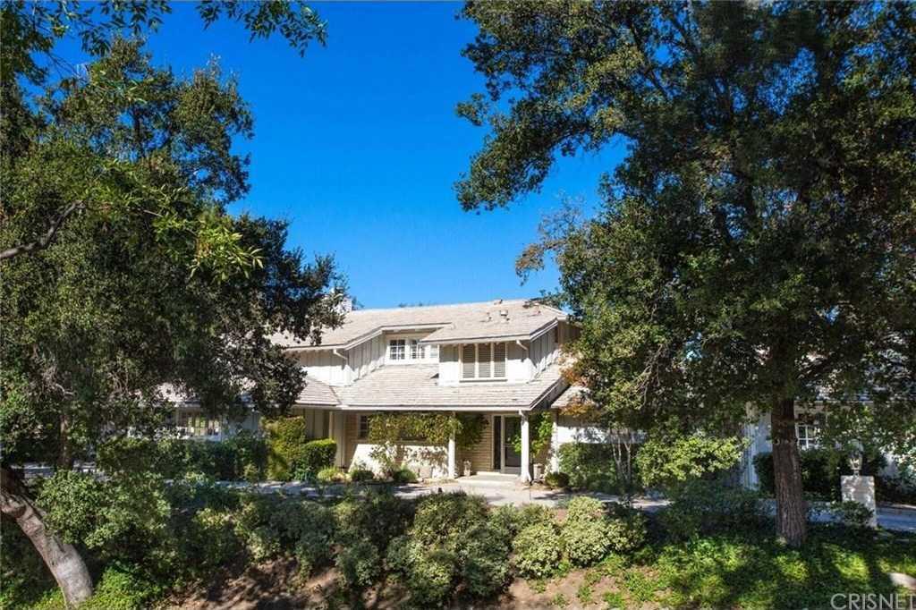 5857 Fitzpatrick Road Hidden Hills CA 91302