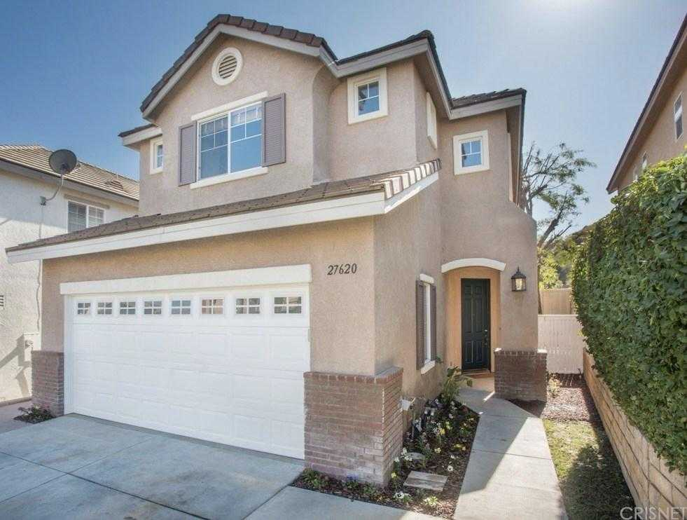 $499,000 - 3Br/3Ba - for Sale in Castaic