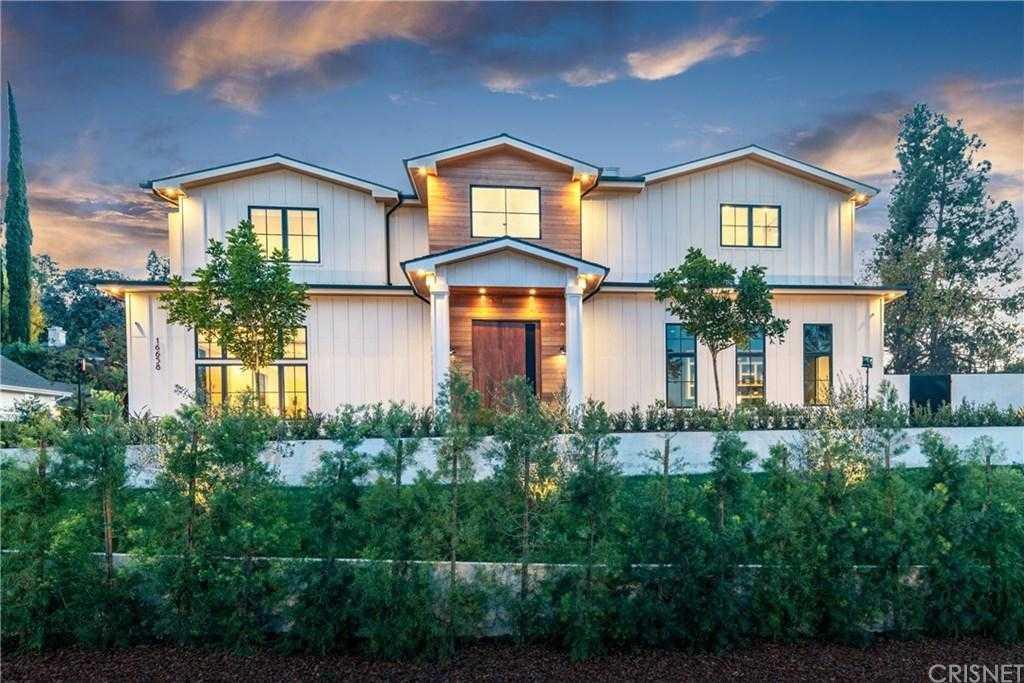 $3,999,000 - 5Br/6Ba -  for Sale in Encino