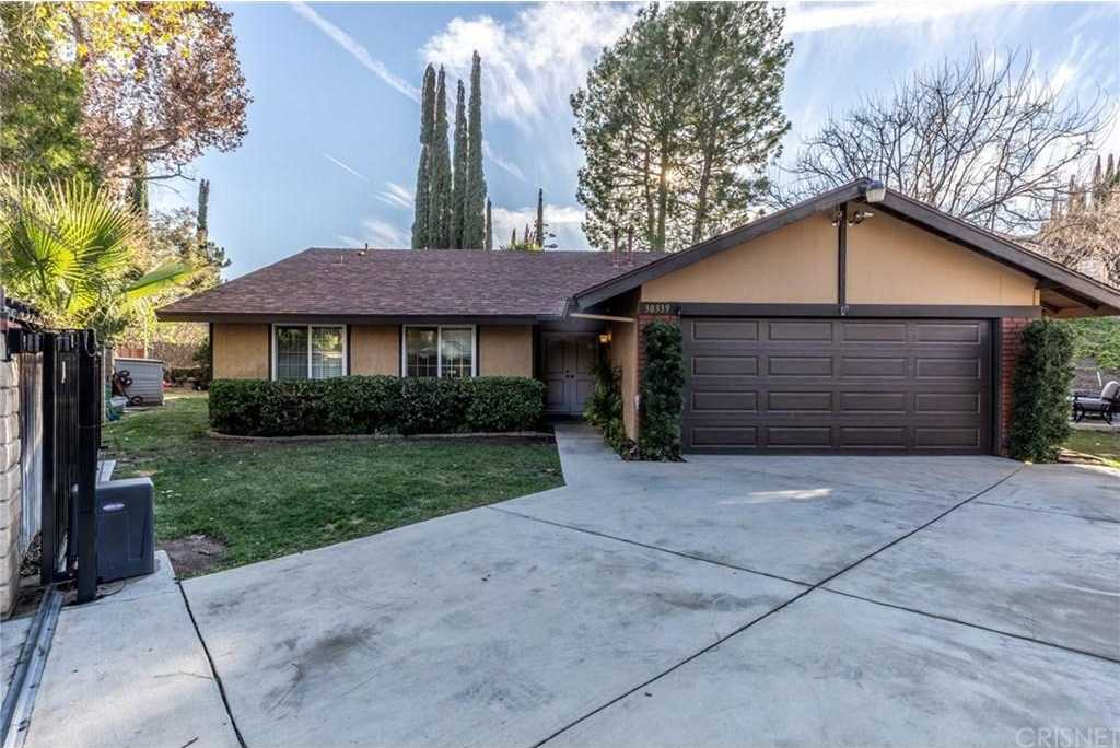$510,000 - 3Br/2Ba -  for Sale in Canyon Country