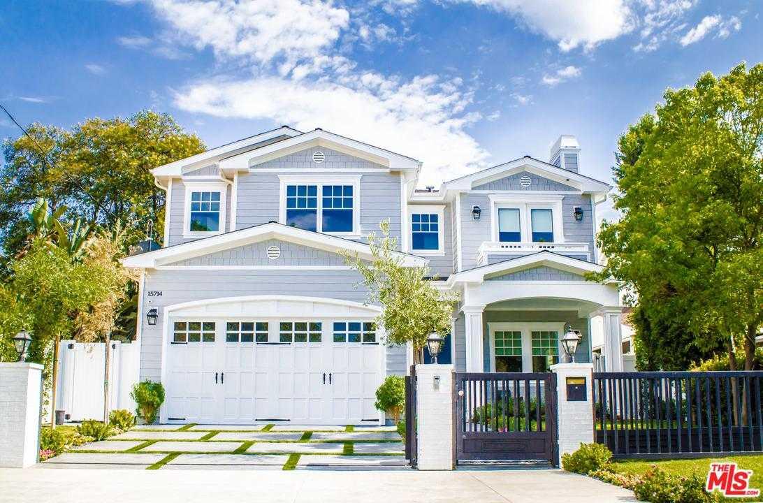 $2,395,000 - 5Br/6Ba -  for Sale in Encino