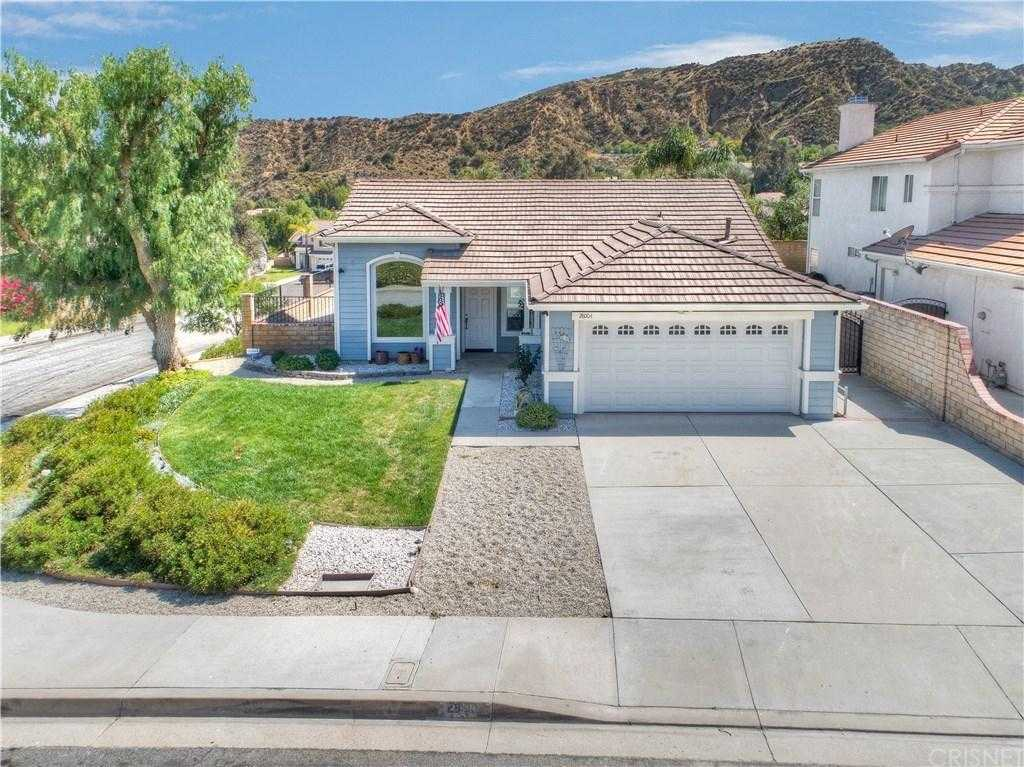 $550,000 - 3Br/2Ba -  for Sale in Castaic