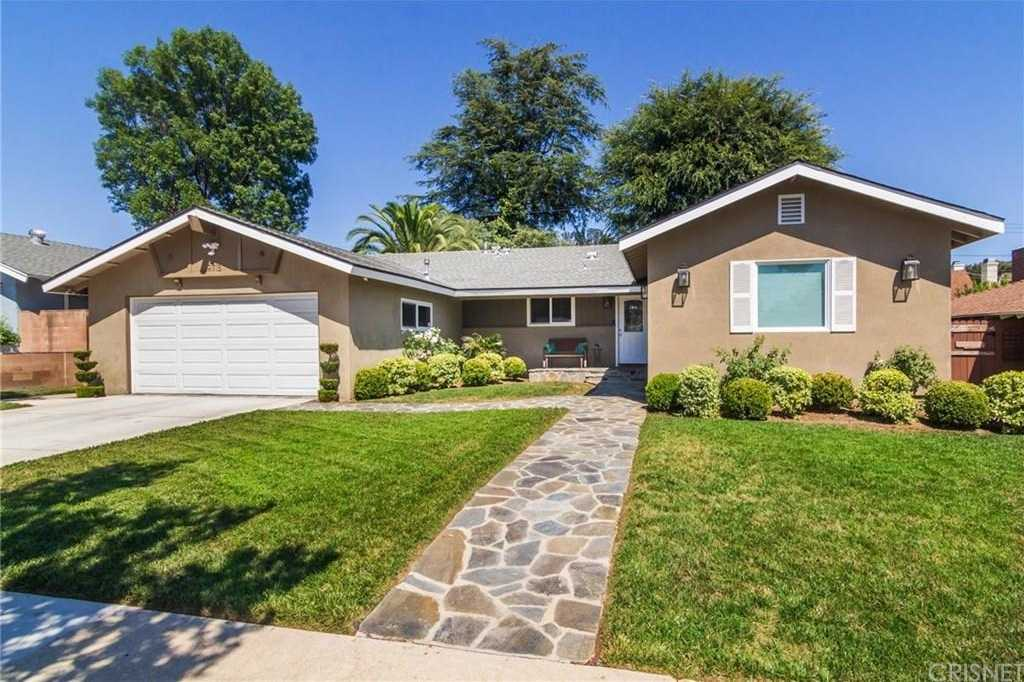 $749,500 - 3Br/2Ba -  for Sale in Chatsworth
