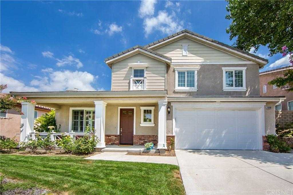 $699,800 - 5Br/3Ba - for Sale in Newhall