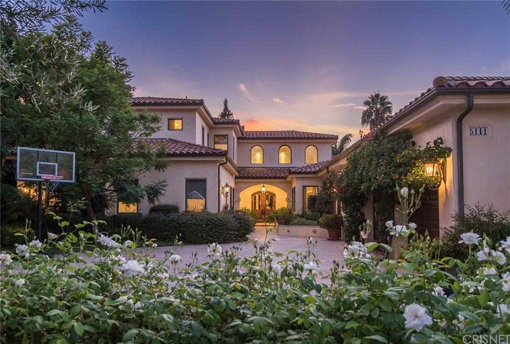 $3,500,000 - 7Br/8Ba -  for Sale in Encino