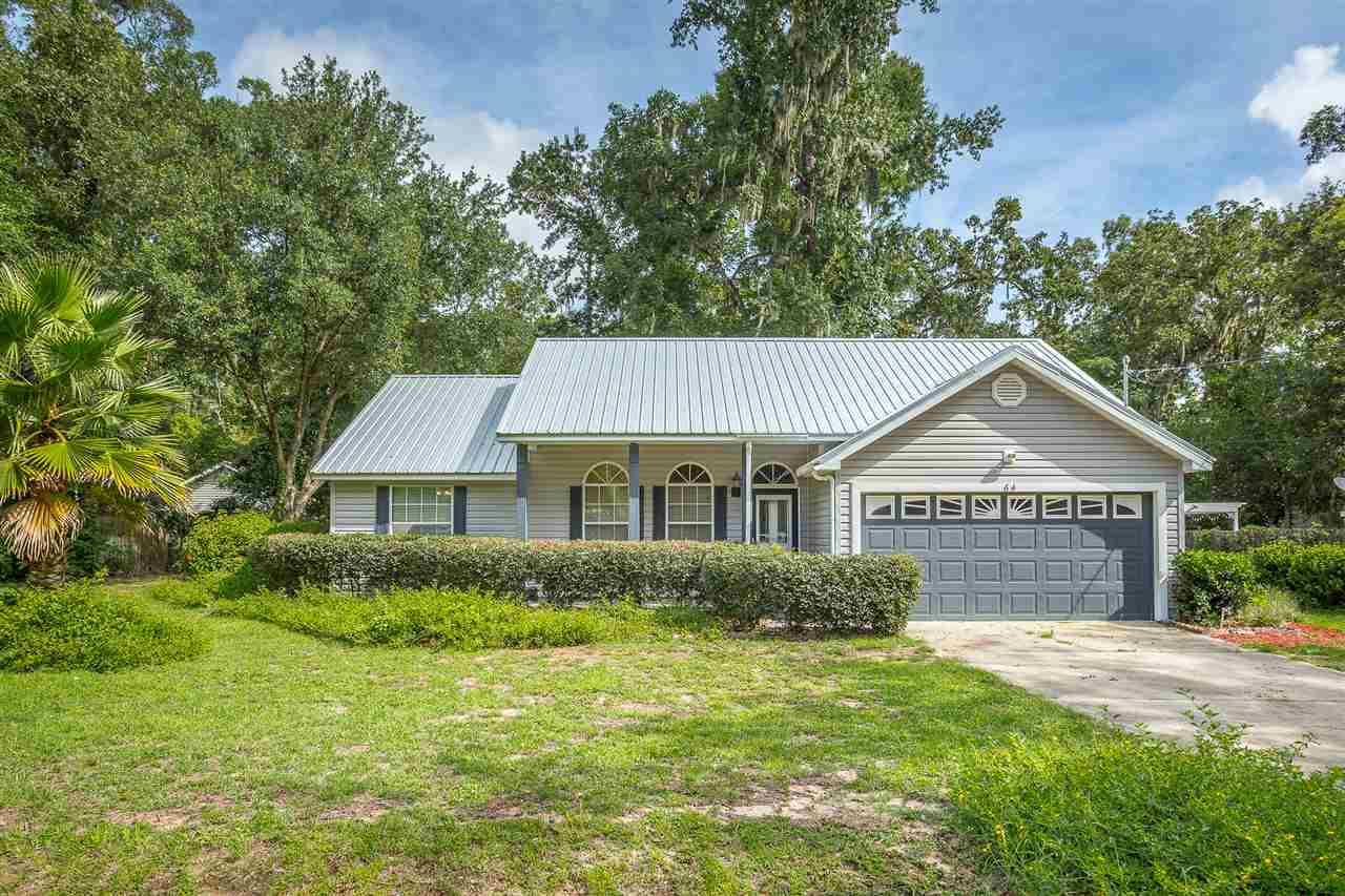 $142,500 - 3Br/2Ba -  for Sale in Wakulla Gardens, Crawfordville