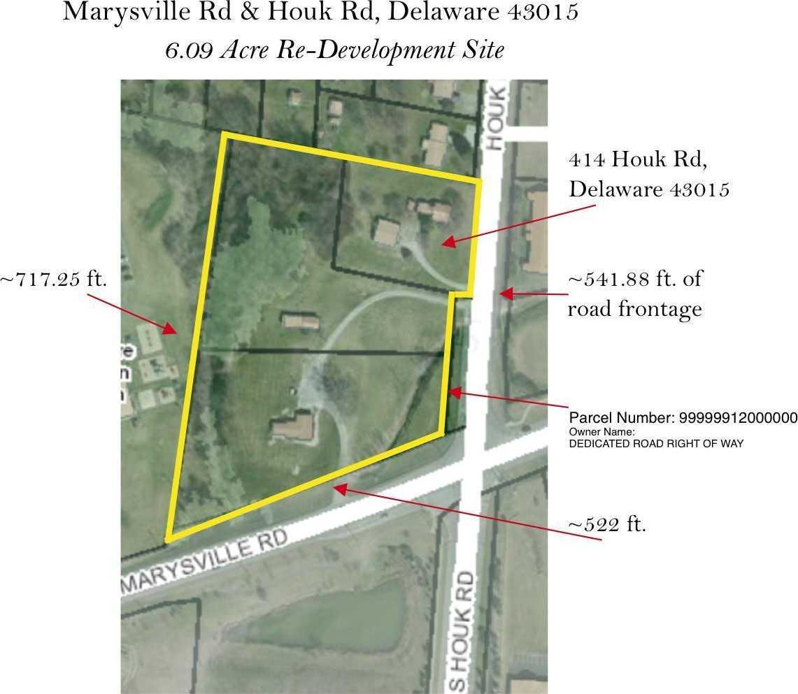 Houk & Marysville Road Delaware,OH 43015 219021877