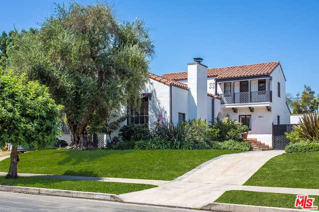 127 N Gardner St Los Angeles, CA 90036