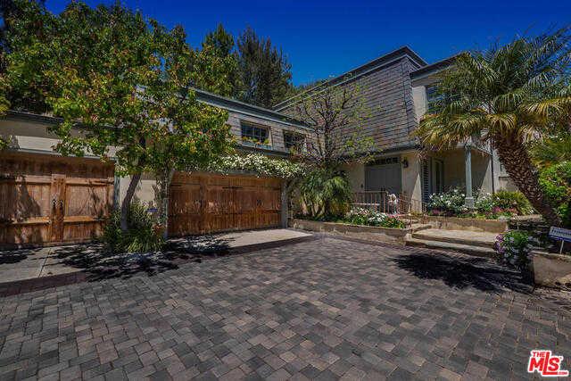 17189 Avenida De Santa Ynez Pacific Palisades, CA 90272