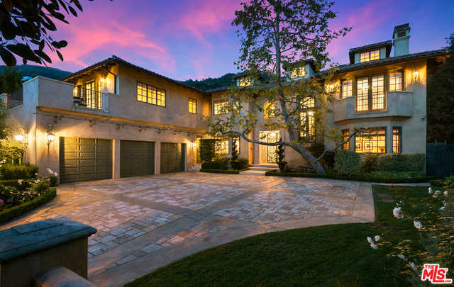 $9,250,000 - 6Br/9Ba -  for Sale in Ridgeview Country Estates, Pacific Palisades