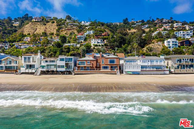 $23,000,000 - 7Br/9Ba -  for Sale in Malibu