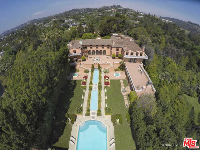 $125,000,000 - 18Br/25Ba -  for Sale in Beverly Hills