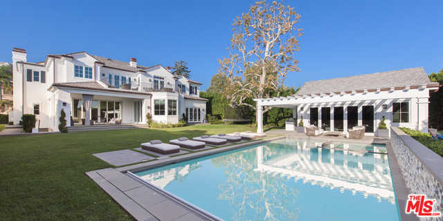 $18,000,000 - 6Br/9Ba -  for Sale in Pacific Palisades