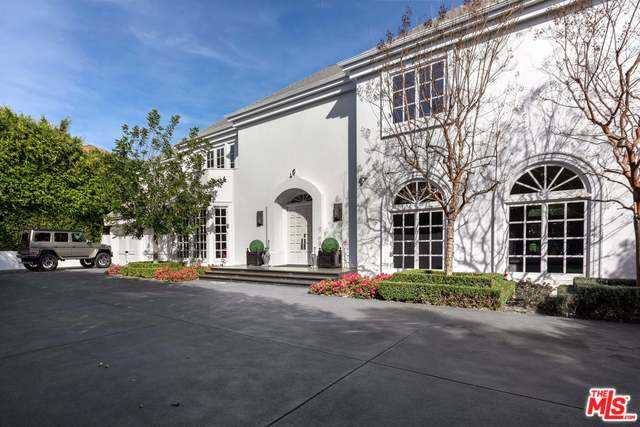 820 N WHITTIER DR BEVERLY HILLS, CA 90210