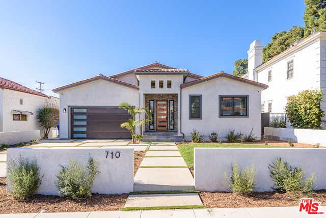 $4,850,000 - 3Br/4Ba -  for Sale in Santa Monica