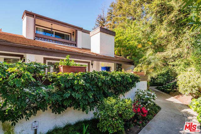 1564 Palisades DR PACIFIC PALISADES, CA 90272