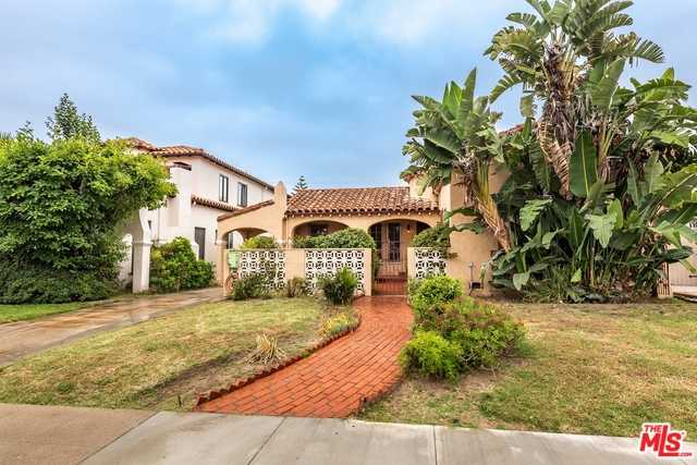 $1,750,000 - 3Br/2Ba -  for Sale in Los Angeles