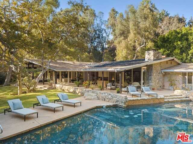 $10,995,000 - 7Br/Ba -  for Sale in Rivas Canyon Road, Pacific Palisades