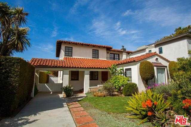 $3,390,000 - 6Br/4Ba -  for Sale in Santa Monica