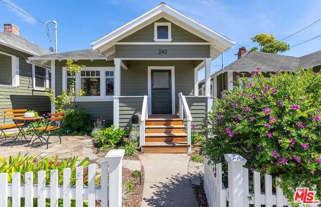 242 Hill St Santa Monica, CA 90405