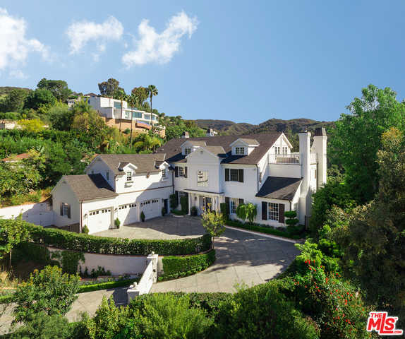 $12,995,000 - 8Br/9Ba -  for Sale in Pacific Palisades