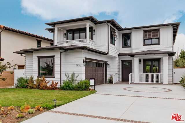 $2,570,000 - 4Br/Ba -  for Sale in Culver City