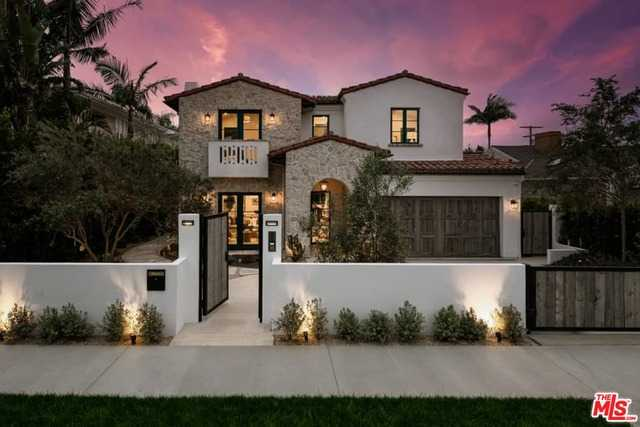 $8,250,000 - 6Br/Ba -  for Sale in Pacific Palisades