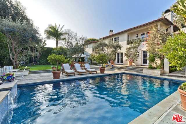 $9,100,000 - 5Br/Ba -  for Sale in Pacific Palisades