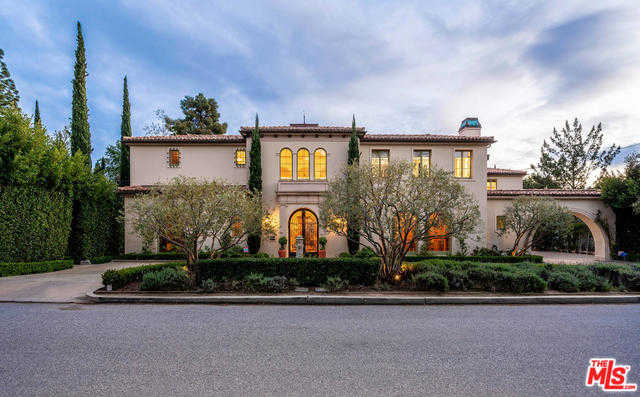 $7,149,000 - 5Br/Ba -  for Sale in Pacific Palisades