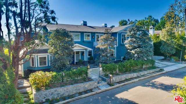 $7,195,000 - 5Br/Ba -  for Sale in Pacific Palisades