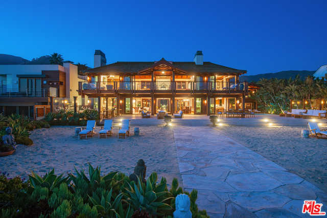 $100,000,000 - 5Br/Ba -  for Sale in Malibu