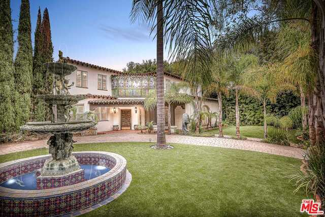 $9,888,000 - 7Br/Ba -  for Sale in Pacific Palisades