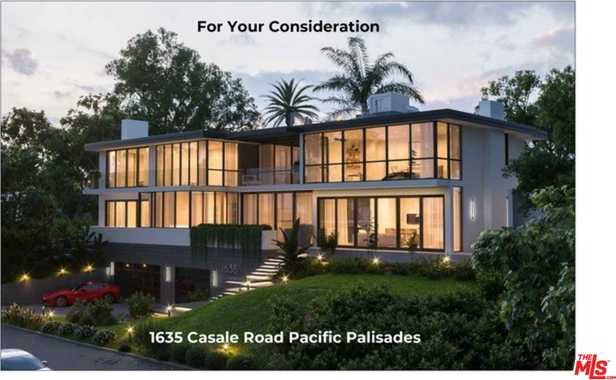 $17,000,000 - 6Br/Ba -  for Sale in Pacific Palisades