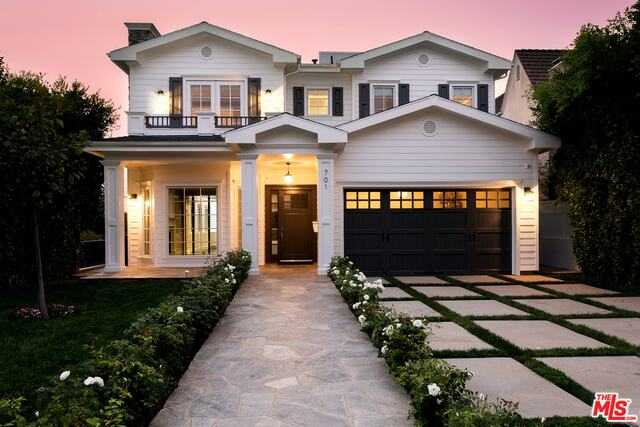 $6,750,000 - 5Br/Ba -  for Sale in Pacific Palisades