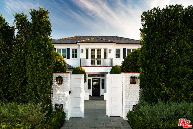 $16,900,000 - 6Br/Ba -  for Sale in Pacific Palisades