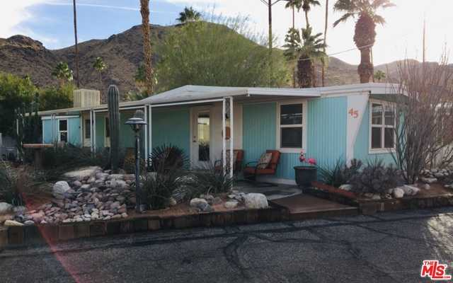 $69,900 - 2Br/Ba -  for Sale in Safari Park, Palm Springs