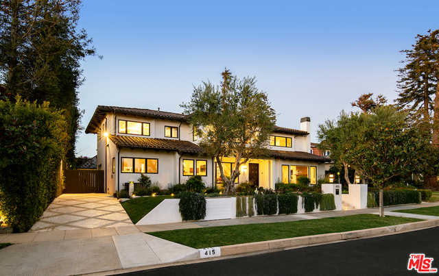 $6,499,000 - 5Br/Ba -  for Sale in Pacific Palisades