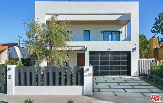 506 N Gardner St Los Angeles, CA 90036