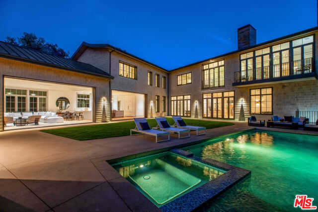 $11,595,000 - 7Br/Ba -  for Sale in Pacific Palisades